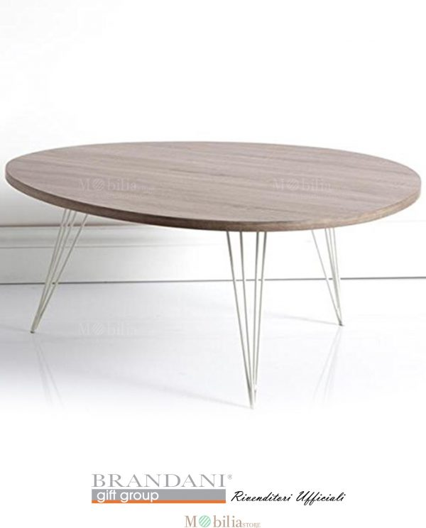 Tavolini da Salotto Moderni Legno Brandani