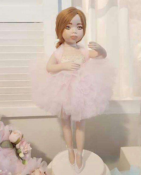 Ballerina Capodimonte da Collezione Rdm Design