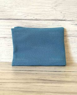 Bustina azzurra per confetti