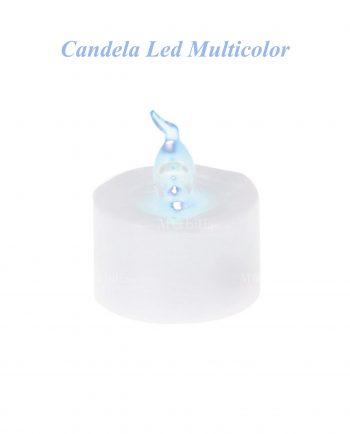 Candele Led Multicolor