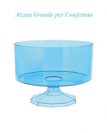 Contenitori confettata Azzurri o Blu Grandi