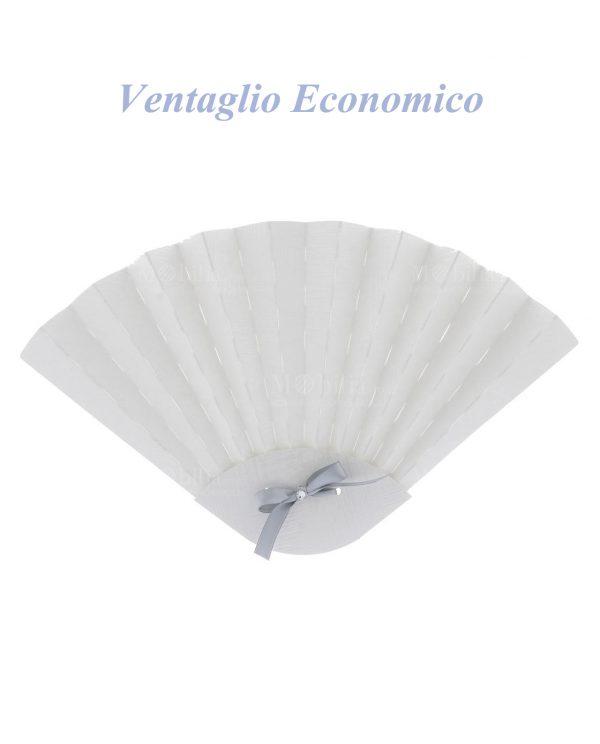 Ventaglio di carta Bianco economico