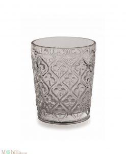 bicchieri acqua marrakech grigio