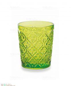 bicchieri acqua marrakech verde