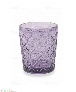 bicchieri acqua marrakech viola