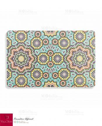 Tovaglietta Plastificata Set 6 Pezzi Marrakech Villa d'Este