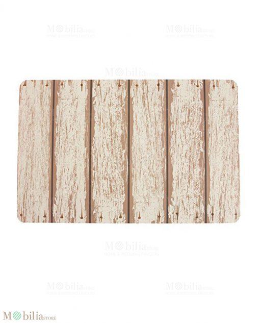set 6 tovagliette effetto legno rovinato villa deste