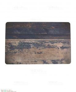 set 6 tovagliette effetto legno villa deste