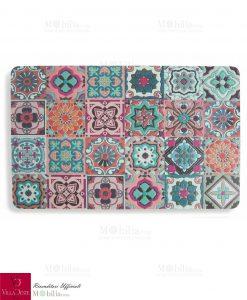 Set 6 Tovagliette Plastificate Marrakech Villa d'Este