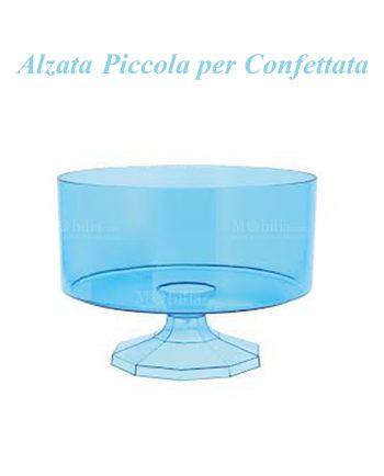 Alzate per Confettata Online Azzurre