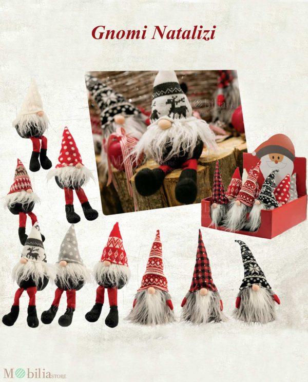 Gnomi di Natale Villa d'Este
