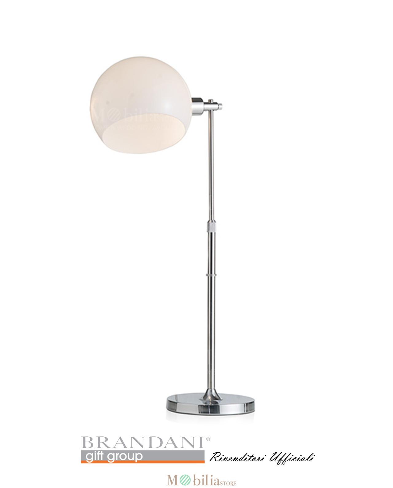 Lampade da terra moderne brandani for Lampade da scrivania moderne