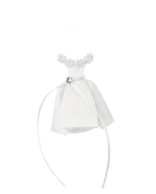 vestitino sposa bianco