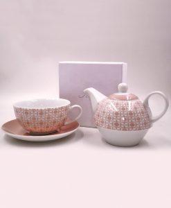 teiera con tazza novità bomboniere tema tè