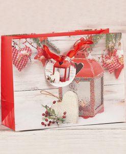 borsa regalo natalizia