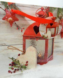 borse natalizie per confezioni regalo