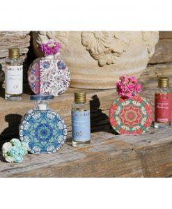 bottiglia diffusore maroc e roll foulard baci milano 100 ml