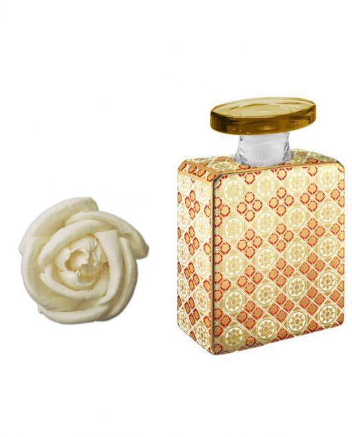 bottiglia elvis 175 ml con fiore 7 cm