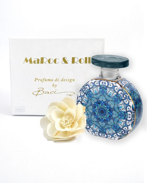 bottiglia profumatore per ambienti beatrice 225 ml foulard baci milano