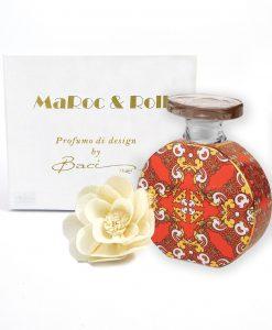 bottiglia profumatore per ambienti carlotta 375 ml foulard baci milano