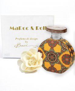 bottiglia profumatore per ambienti sophie 375 ml foulard baci milano
