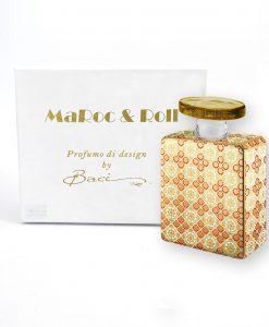 profumatore per ambienti bottiglia elvis 375 ml maroc e roll baci milano