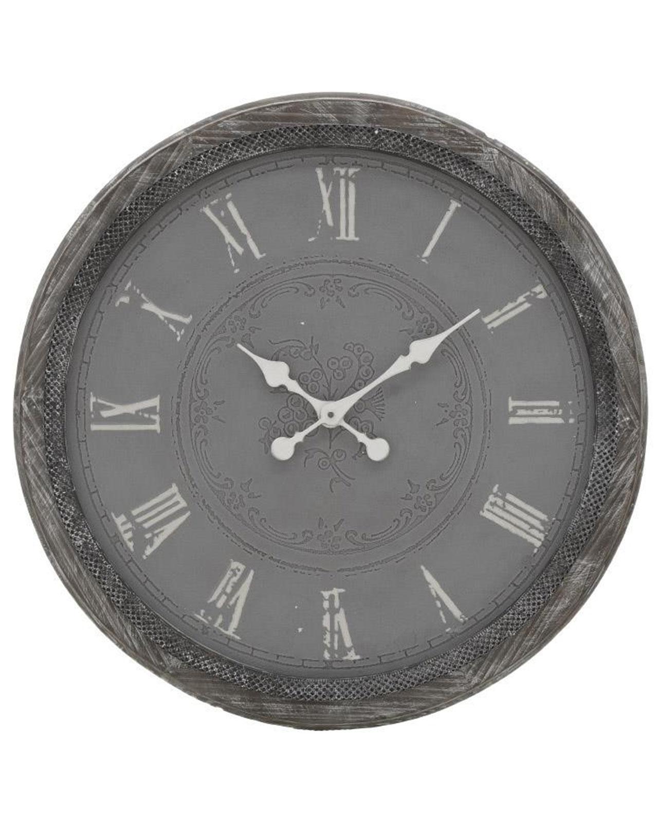 Perfect orologio da parete grande legno with orologio - Orologi grandi da parete design ...