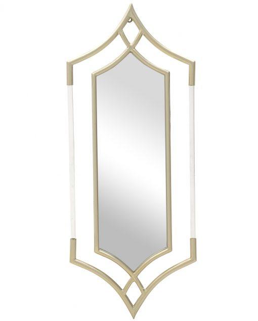 Specchio da parete moderno oro