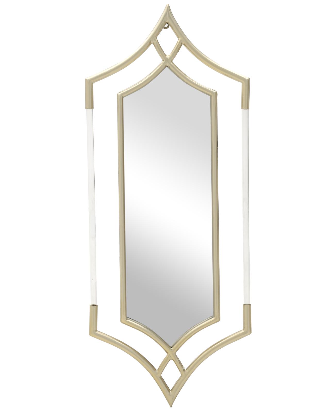 Specchio da parete moderno oro - Mobilia Store Home & Favours