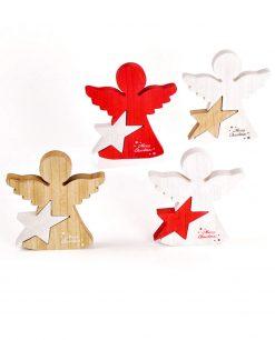 angioletti in legno assortiti