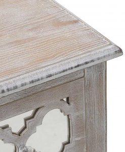 cassettiera in legno dabete