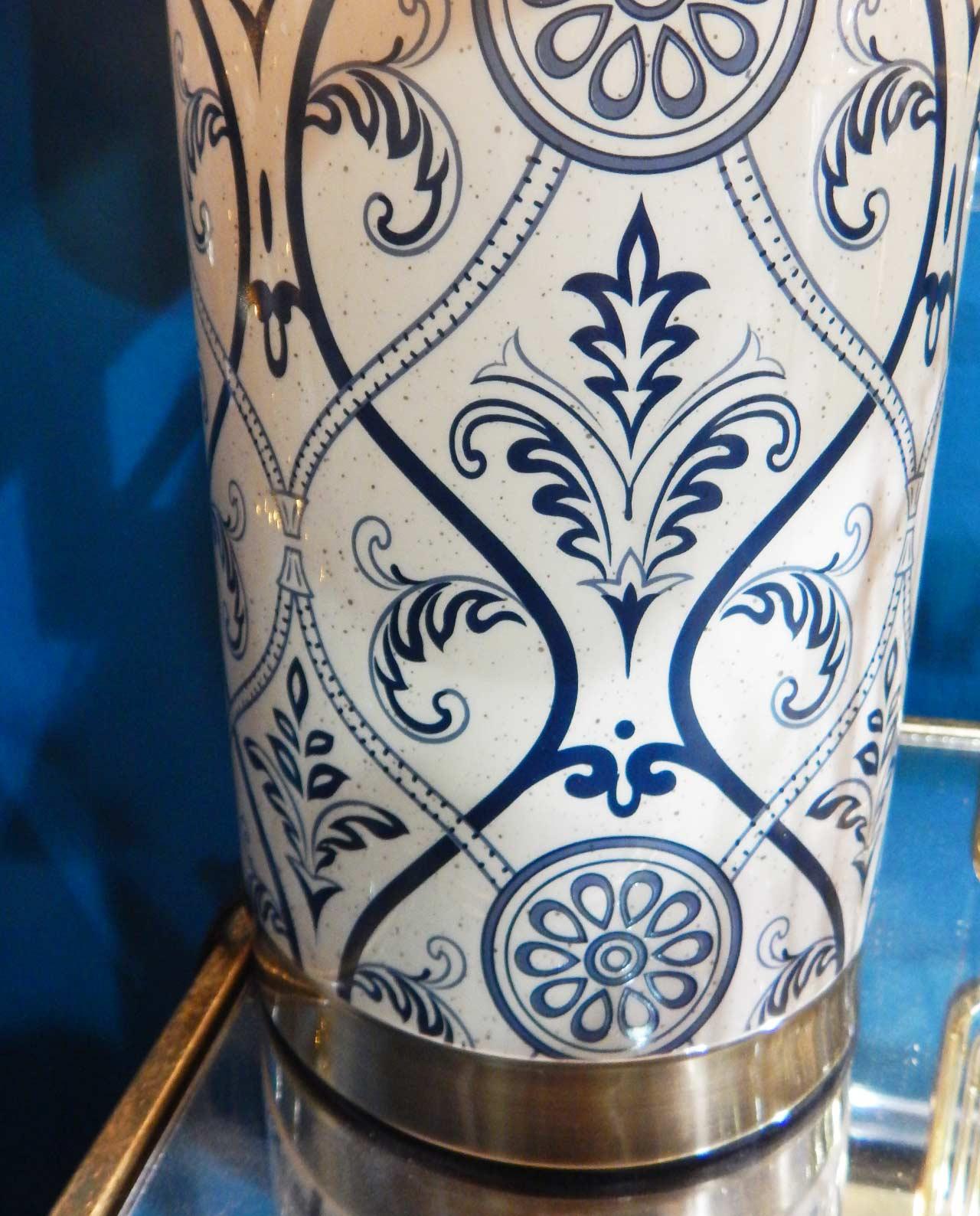 Lampada da tavolo in ceramica ne cottage mobilia store for Mobilia recensioni