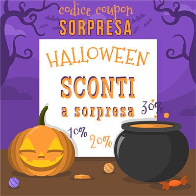 Codice coupon halloween mobilia store home favours for Mobilia store