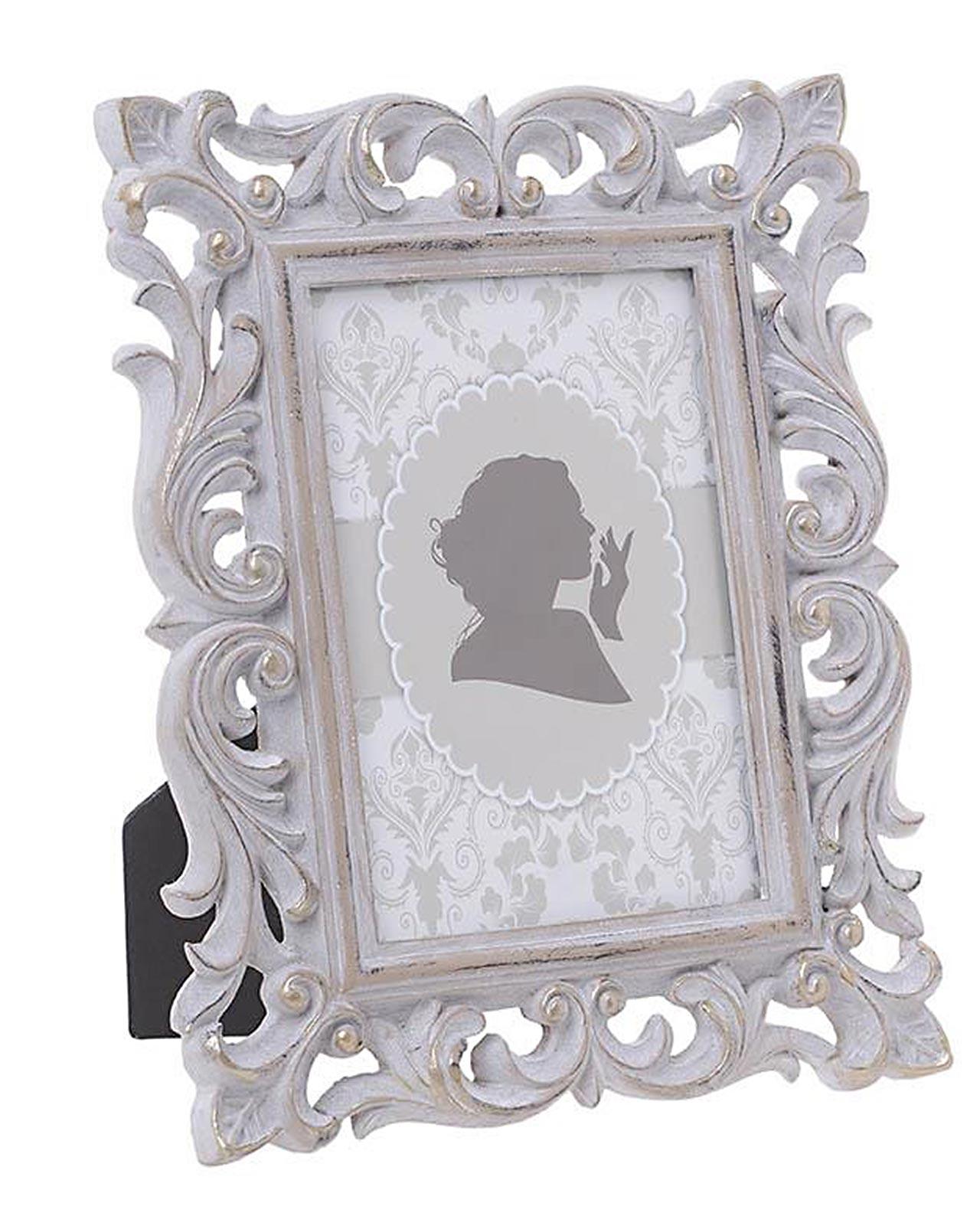 Cornice portafoto da tavolo decorata mobilia store home - Portafoto da tavolo ...
