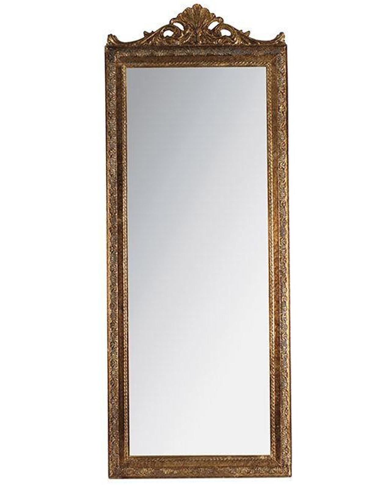 specchio da terra oro antico mobilia store home favours