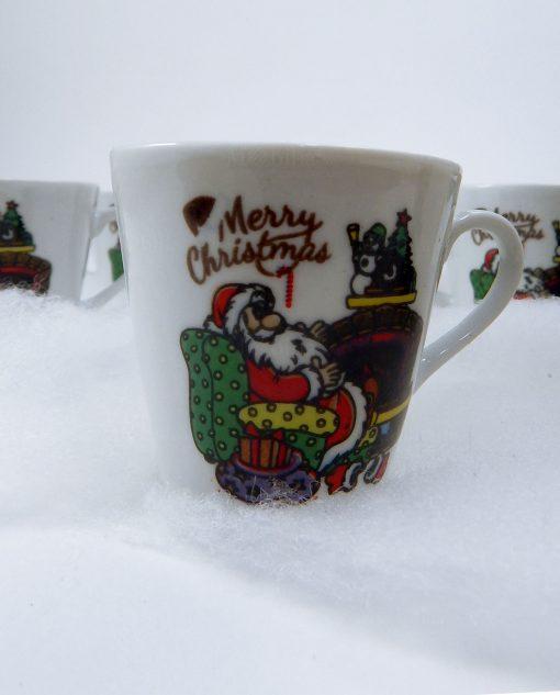 tazzine natalizie da caffè
