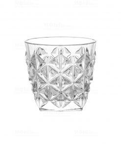 bicchiere acqua crystal glass collezione strong brandani