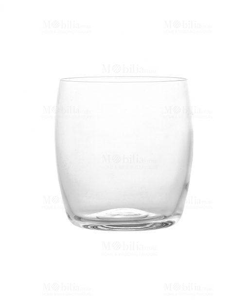 bicchiere acqua crystal glass linea carezza brandani