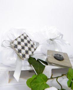 bomboniera magnete linea lisbona su sacchetto