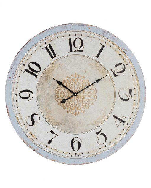 brandani orologio vintage decorato