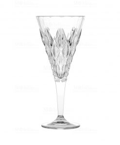 calice crystal glass collezione strong brandani