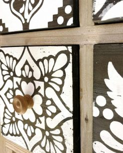 cassettiera di design flora e fauna brandani