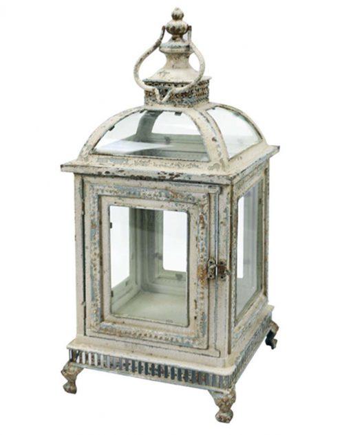 lanterna vintage in metallo