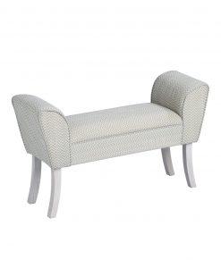 panca divanetto imbottita in cotone brandani