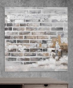 quadro su tela urban style brandani