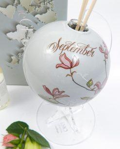 profumatore globo porcellana settembre linea promises