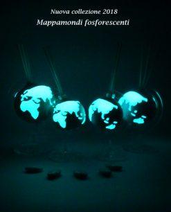 profumatore mappamondo fosforescente linea bisquit emò