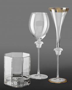 servizio bicchieri medusa lumiere e dor