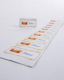 bigliettini stampati nascita bimbo