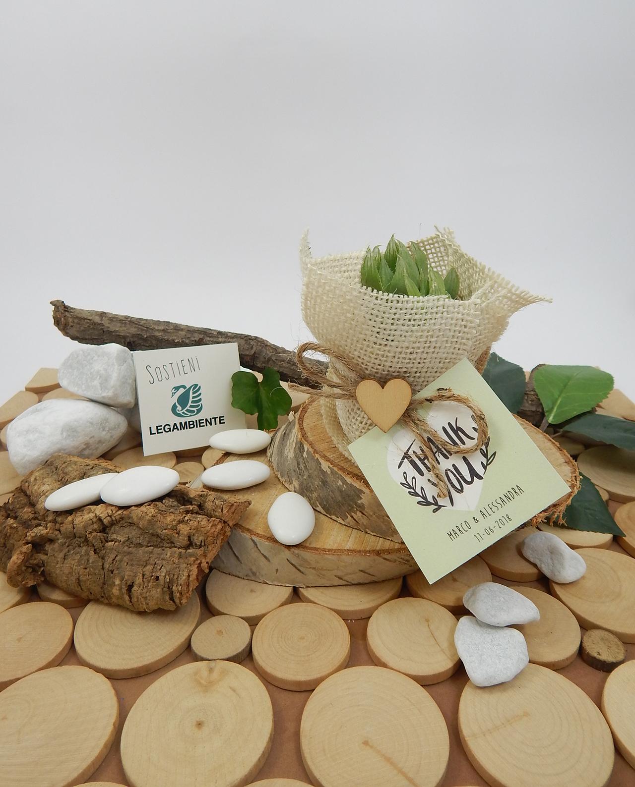 Bomboniere Matrimonio In Legno : Pz scatoline portaconfetti albero della vita legno levigato